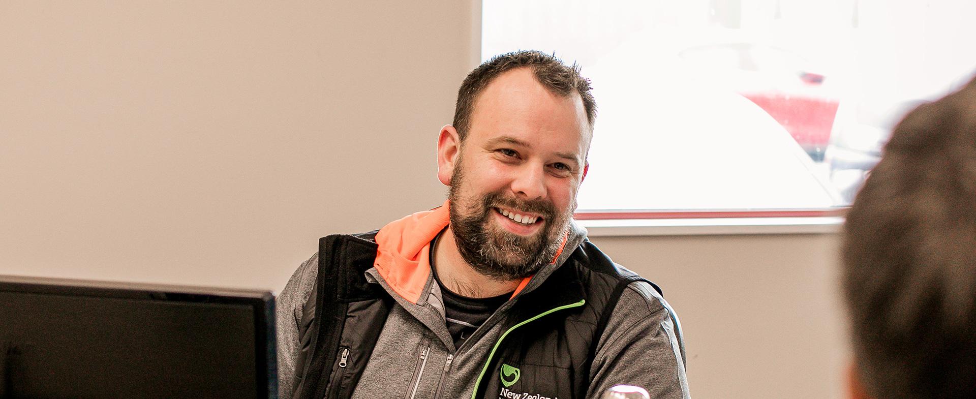 NZ Wineries Chris McLean