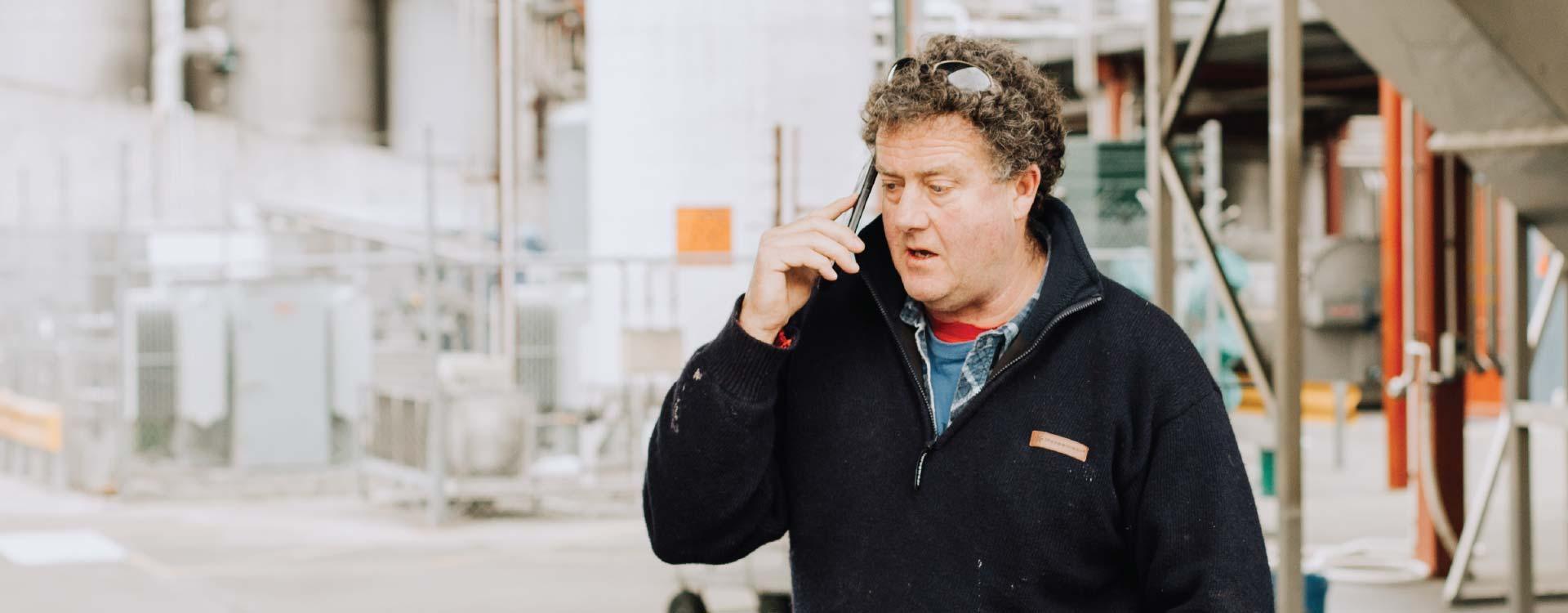 NZ Wineries Greg Evans