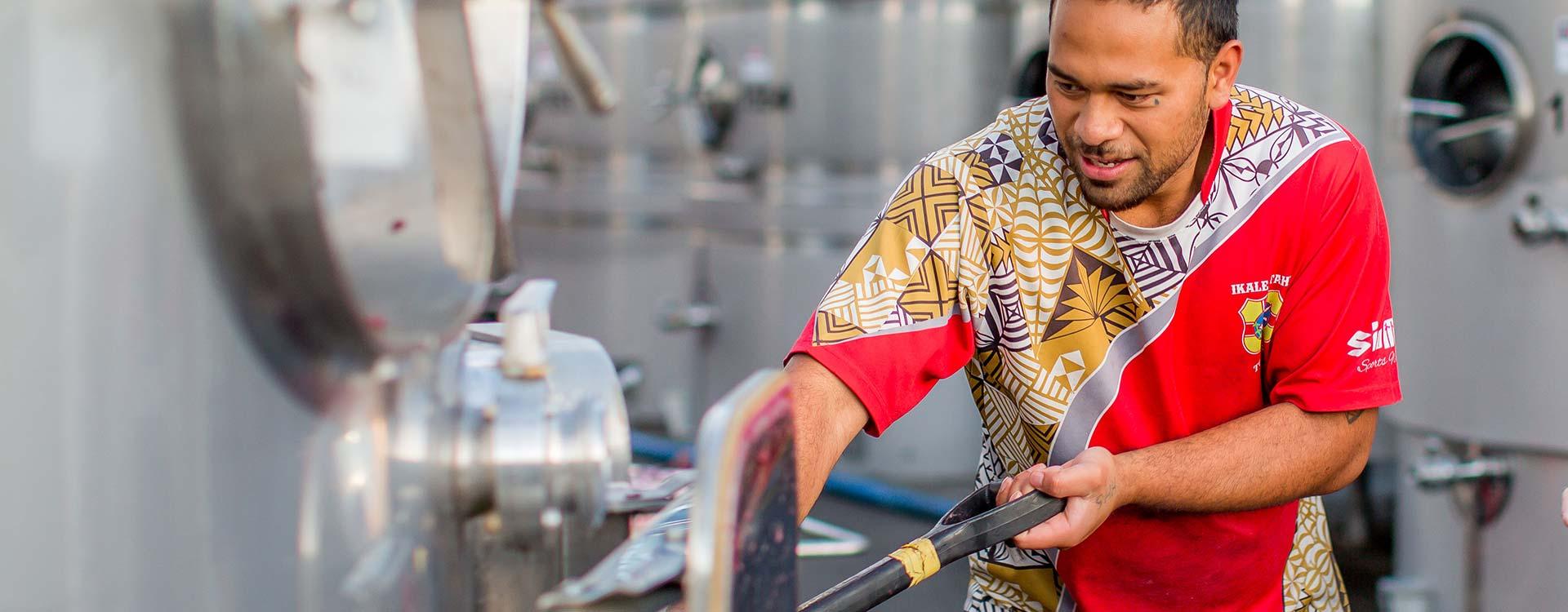 NZ Wineries Employment