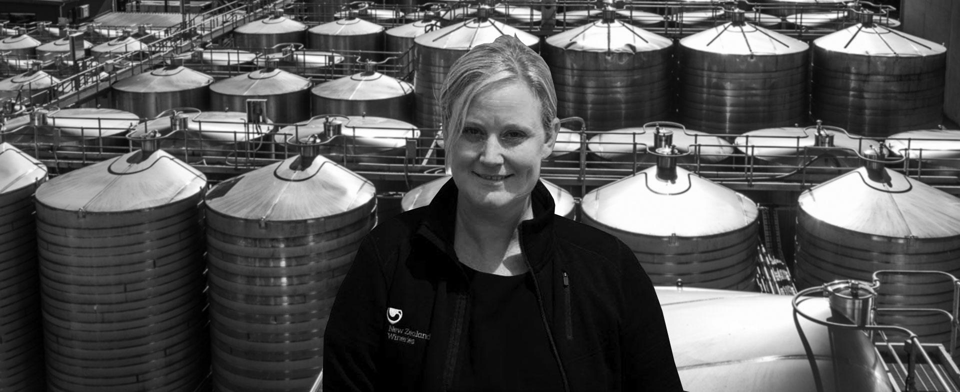 NZ Wineries Sonya Miller